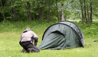 Familiens telt