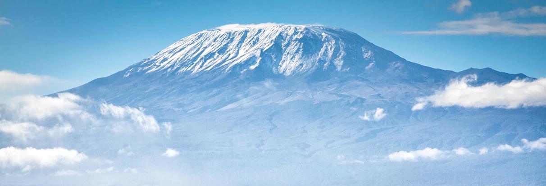 Bjerget Kilimanjaro