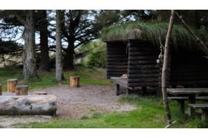 Danmarks smukkest beliggende shelters