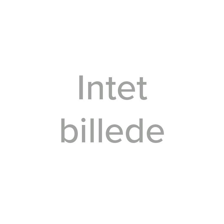 Tørklæde 2-Delt-RØD/HVID