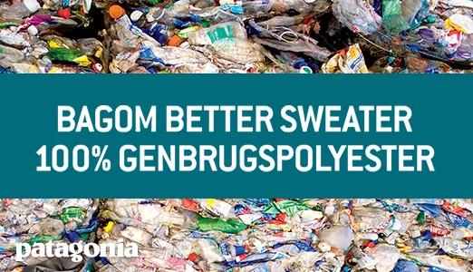 Tøj i genbrugsmaterialer