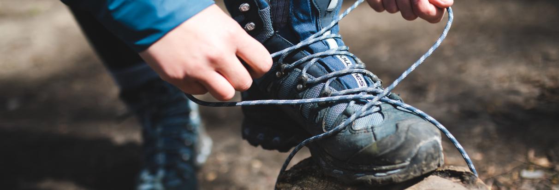 opgrader dit vandrefodtøj med såler og strømper